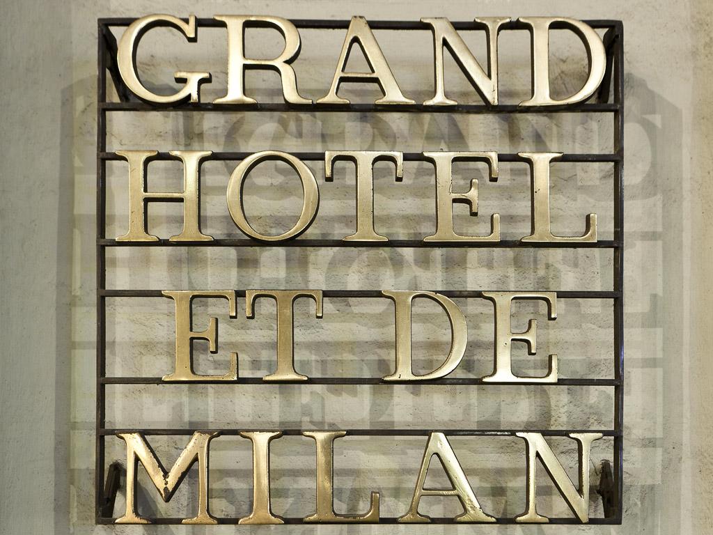 alloggia nel Grand Hotel Milano