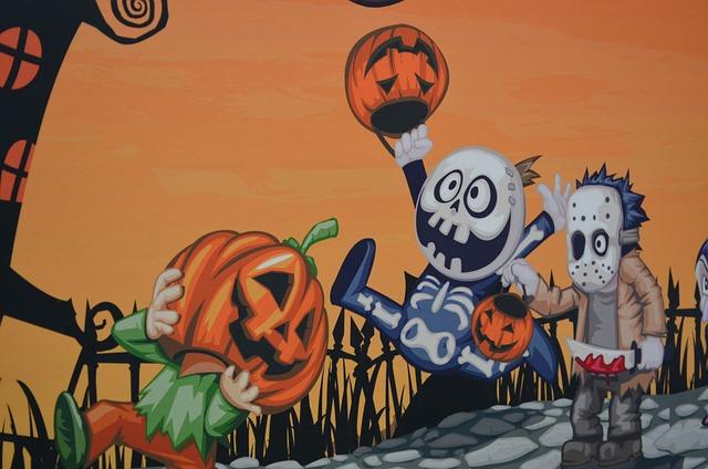 Maschere e Trucchi di Halloween molto originali