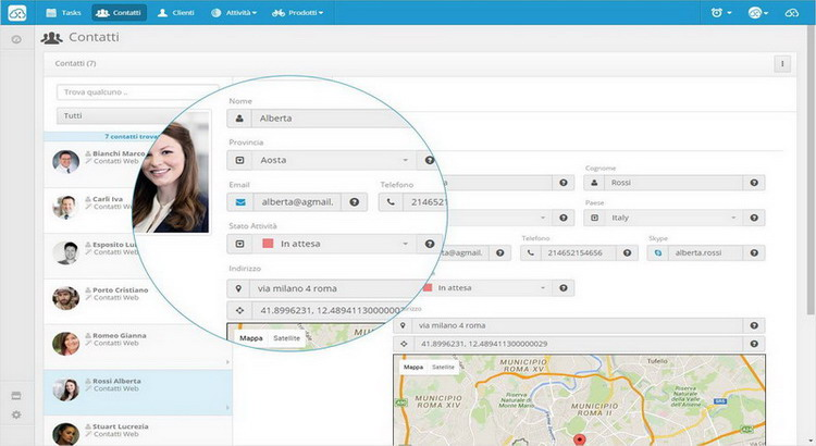 software CRM online