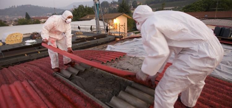 Ditta specializzata nella rimozione e smaltimento dell'amianto in provincia di Palermo