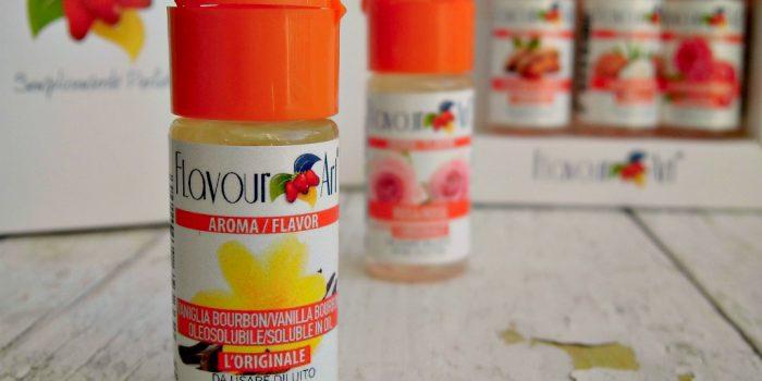 aromi concentrati flavourart per sigaretta elettronica