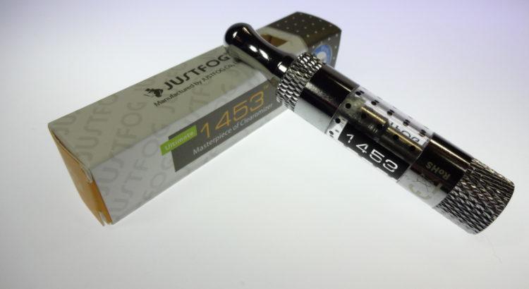 atomizzatori justfog 1453 per sigaretta elettronica
