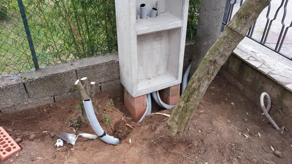 Scegliere la cassetta per il contatore enel youcapital - Centralina acqua per casa ...