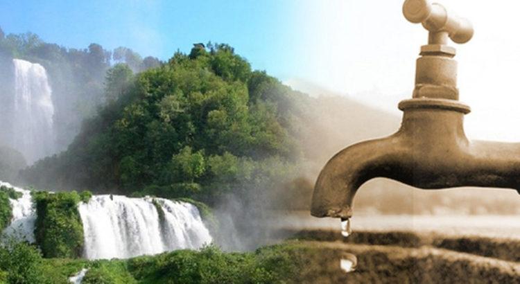 Ambiente: emergenza idrica