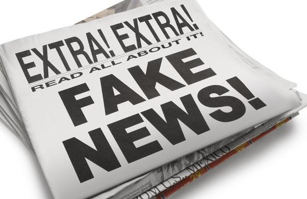 Ultime notizie: la battaglia delle fake news