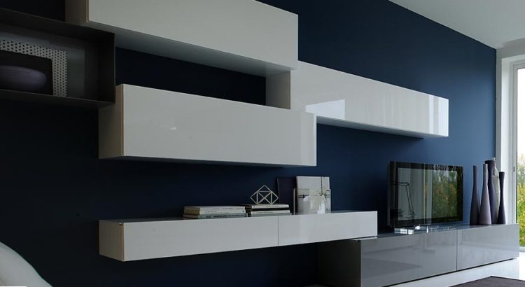 Mobili da soggiorno dal design moderno youcapital - Mobili bassi da soggiorno ...