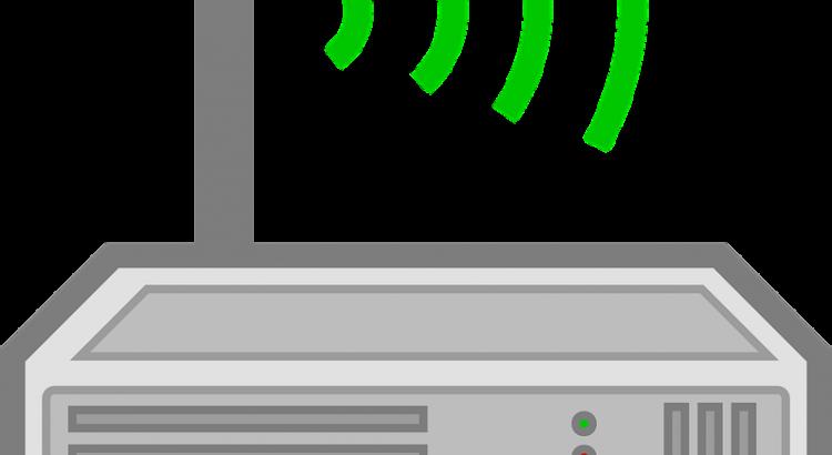 allarme senza fili con rete wirless